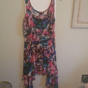 Flowy Dress Top